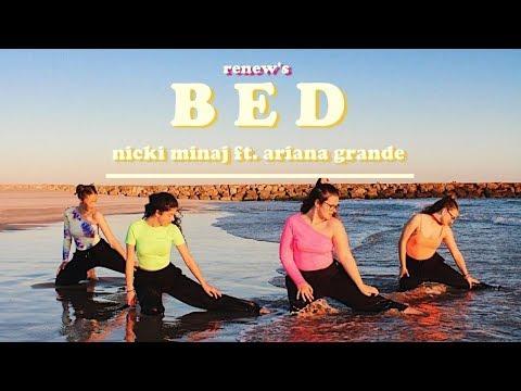 RENEW Choreography | Bed - Nicki Minaj ft. Ariana Grande