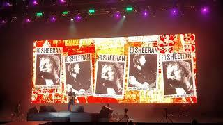 Ed Sheeran - Galway Girl (Sziget Fesztivál - Budapest, 2019.08.07.)