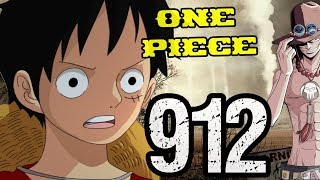 One Piece Chapter 912 Review