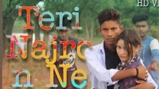 Teri Najron Ne Kuch Aisa Jadu Kiya___Hindi Love Romantic Song Video