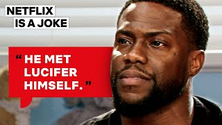 Kevin Hart's Guide To Black History: Robert Johnson | Netflix Is A Joke