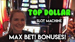 Max Bet Original Top Dollar! Slot Machine! Lots of BONUSES! thumbnail
