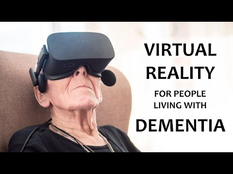 Tribemix Virtual Reality for Dementia Care