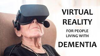 Tribemix Virtual Reality for Dementia Care