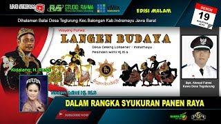 Download lagu Live Malam WAYANG PURWA LANGEN BUDAYA Senin 19 Agustus 2019 Desa Tegalurung MP3