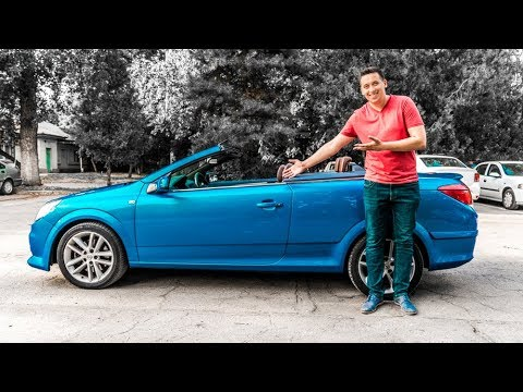 OPEL ASTRA H TWINTOP REVIEW – Vlog 760