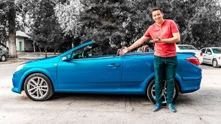 Opel Astra Twin Top Videos