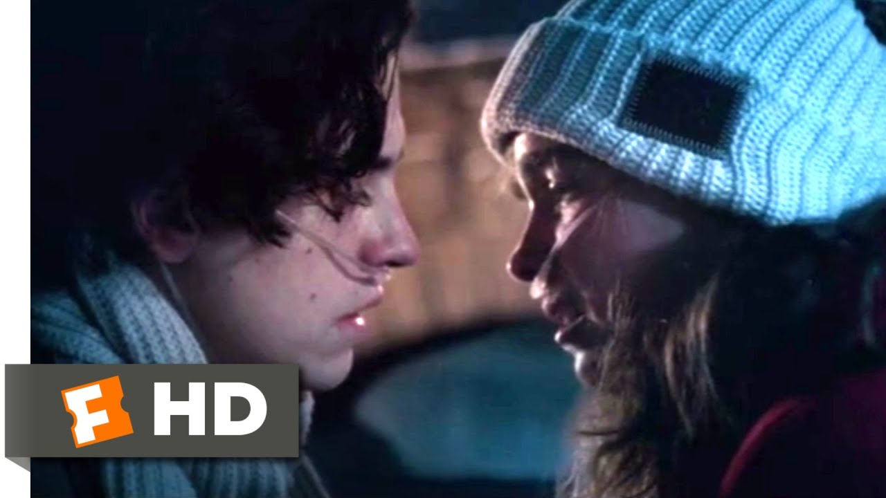 Download Five Feet Apart (2019) - I Love You, Stella Scene (6/10) | Movieclips