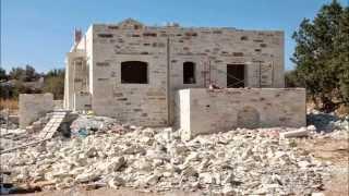 Taş Ev Villa Anahtar Teslim İnşaat Yapımı