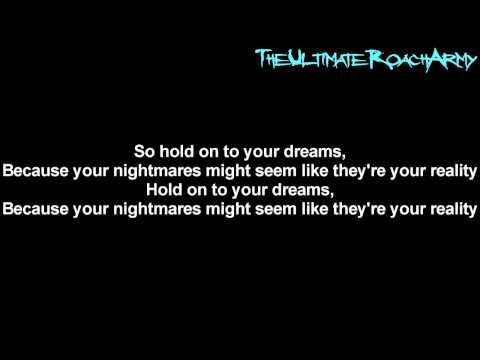 Papa Roach - Blanket Of Fear { Lyrics on screen } HD