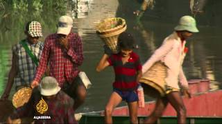 Why are Myanmar's children forced to work?