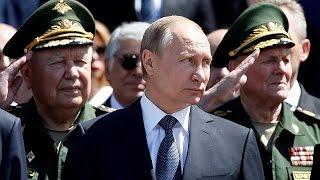 """Путин: """"НАТО усиливает агрессивные действия вблизи наших границ"""""""