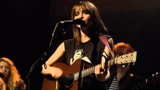 Gabrielle Aplin - November live the Ritz, Manchester 31-10-13