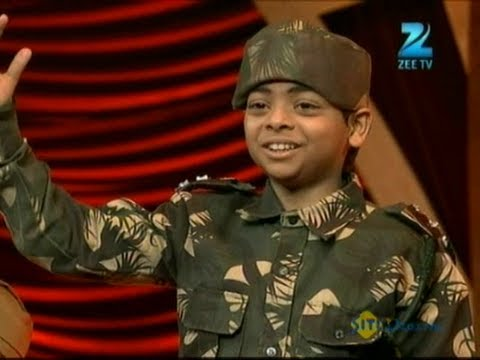 India's Best Dramebaaz March 31 '13 - Team Pathaka Group Act_1