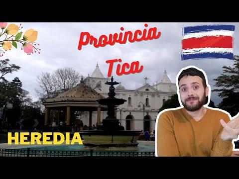 HEREDIA, COSTA RICA | PROVINCIA TICA