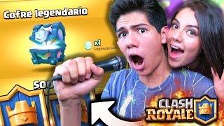 ¡El que PIERDA CANTA en Clash Royale con mi HERMANA! - [ANTRAX] ☣