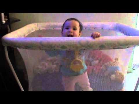 Juju 6 meses no chiqueirinho youtube - Tos bebe 6 meses ...