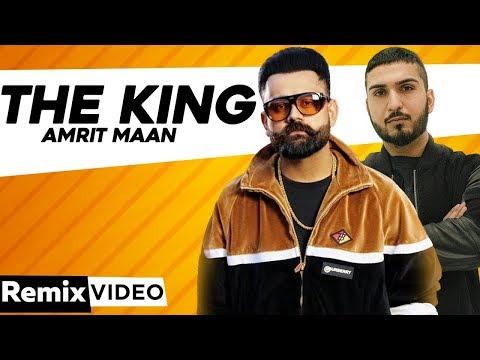 the-king-(remix)-|-amrit-maan-|-intence-|-latest-punjabi-songs-2020-|-speed-records