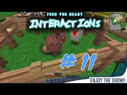 CHAOS DRAGON PREPARATION!: Ryotcraft Infinity (Modded