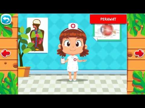 Marbel Profesi - Aplikasi Belajar Anak Usia Dini Gratis Download di Google Play Store