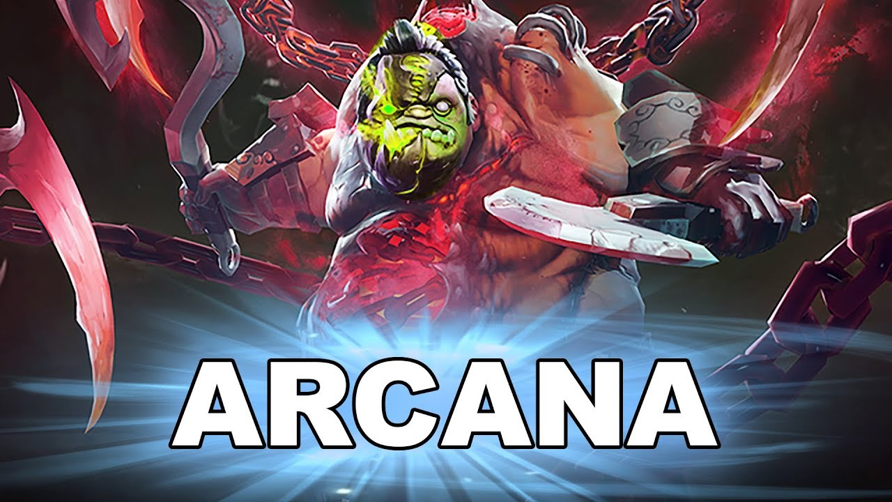 Pudge ARCANA - Dota 2 update!