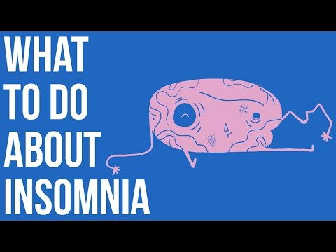 What to do about Insomnia