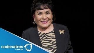 Carmen Salinas regresa al cine como narcotraficante / Carmen Salinas returns to film