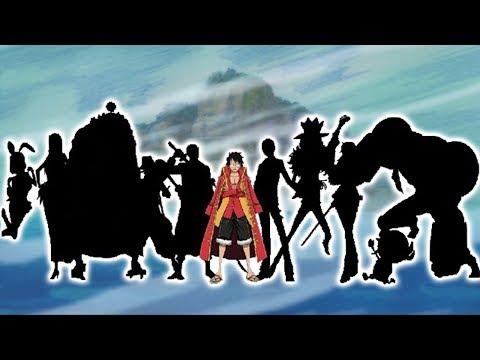 Las 11 personas que llegarán a Raftel   La Historia Oculta #2