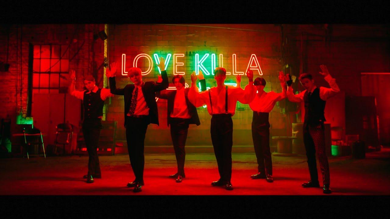 Monsta X Love Killa Japanese Ver Music Video Youtube
