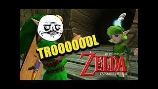 TROLL TIME | The Legend of Zelda SAD | Video Ultra Random - KOMILOAD1