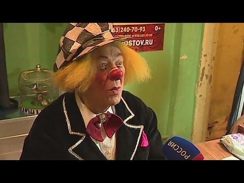 Popow Clown