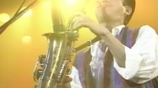 T-Square - Bad Moon (1998 Farewell and Welcome Concert) Sax. - Hond...