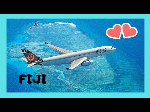 Fiji, taking-off from Nadi, spectacular views of Viti Levu (the main island)