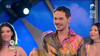 """Carnaval la """"Neatza cu Răzvan și Dani""""! Lidia Buble, unduiri pe ritmurile """"Limbo dance"""""""