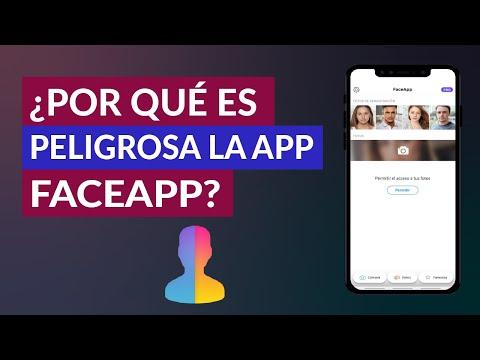 ¿Por qué es Peligrosa FaceApp? La Polémica Sobre el Robo de Datos