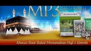 Pembekal MP3 Doa Haji & Umrah