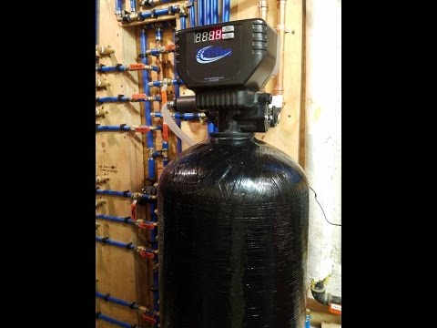 Clean Water Systems 5900e Sediment Filter - Installation
