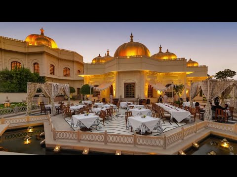 Top 10 Luxurious Hotels in India