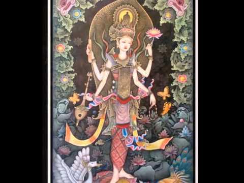 Om Aim Saraswati Namaha- Mary Isis