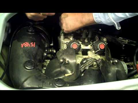 LOT 1548A 2000 Sea Doo RX 951 Engine Compression Test