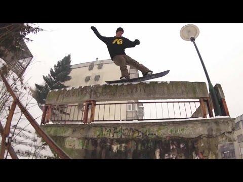 Grilosodes: Urban Snowboarding in Bosnia | S4E5