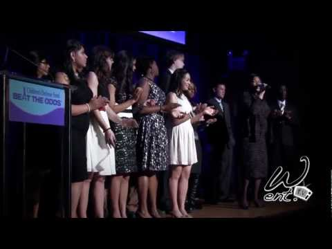 The Children's Defense Fund - Beat The Odds Only On W.A.S.T.E TV