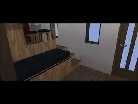 Sneak Peek of Humble Homes Latest Tiny House - YouTube