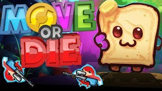 BRAND NEW MINIGAMES AND CHARACTERS - MOVE OR DIE
