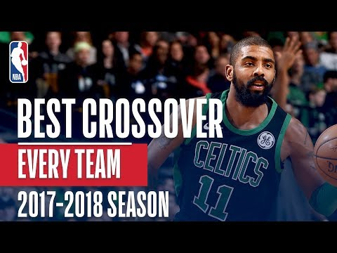 Best Crossover From Every Team | 2017-2018 Season