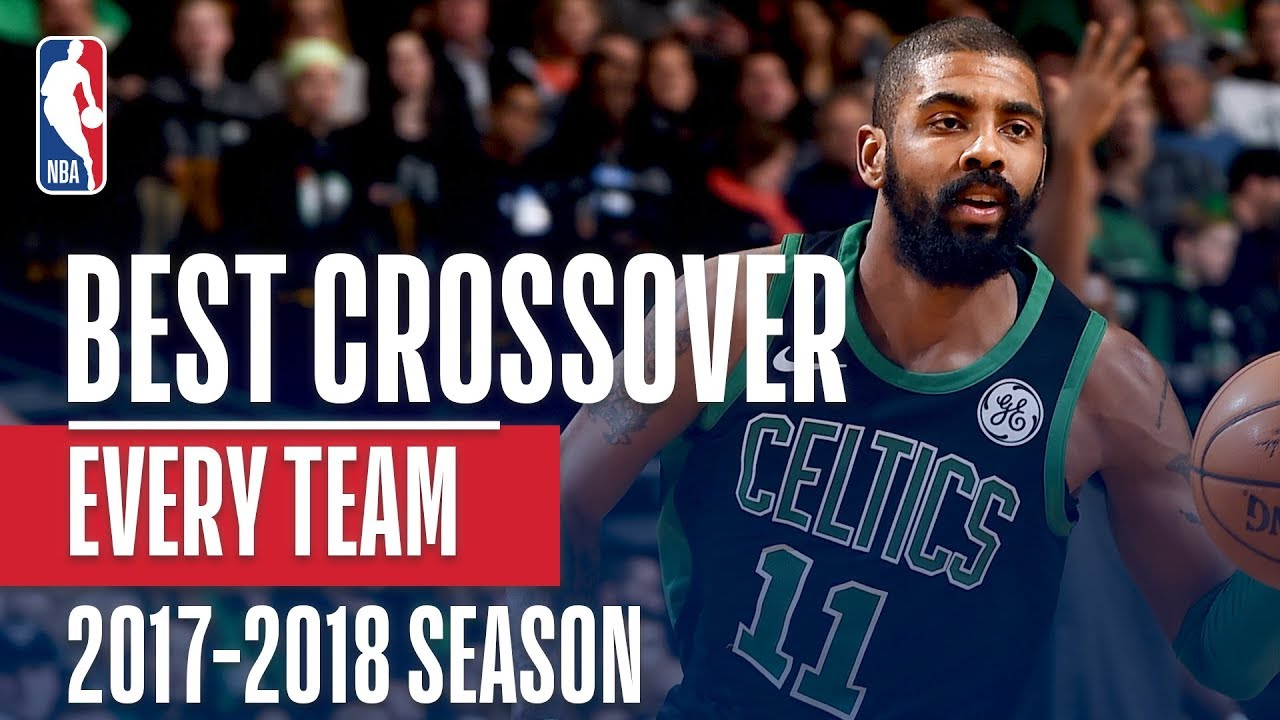 Best Crossover From Every Team   2017-2018 Season