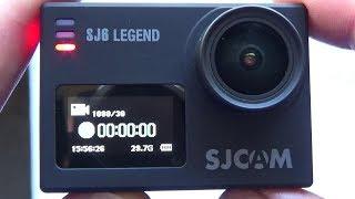 SJCAM - SJ6 Legend 4K Action Camera Review