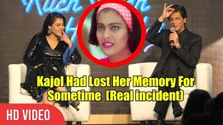 Kajol Had Lost Her Memory For Sometime | Real Incident | Kuch Kuch Hota Hai