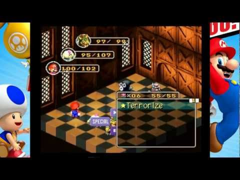 Let's Play Super Mario RPG: Legend of the Seven Stars - Part 15 (Booster Tower)