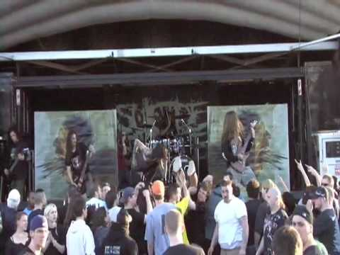 """Suicide Silence """"Creation"""" live on Heavy Metal Source"""